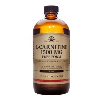 L-carnitine 1500 mg 473 ml SOLGAR