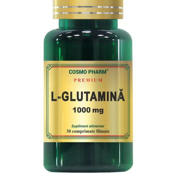 L- glutamina 30 tbl COSMOPHARM