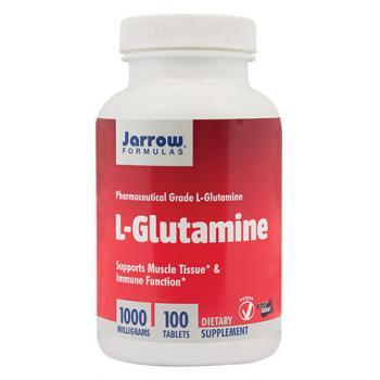 L-glutamine 100 tbl JARROW FORMULAS