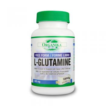 L-glutamine 90 cps ORGANIKA