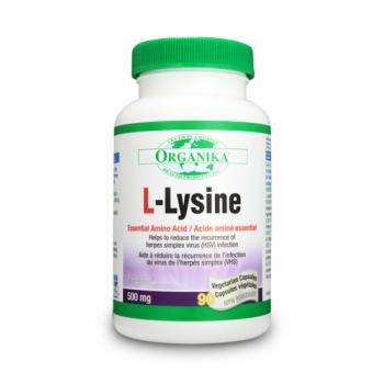 L-lysine 90 cps ORGANIKA