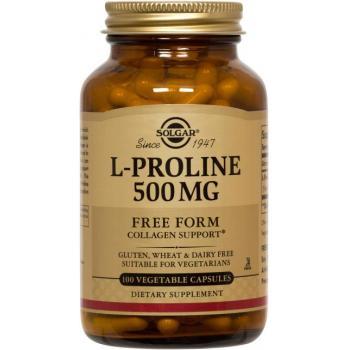 L-proline 500 mg 100 cps SOLGAR
