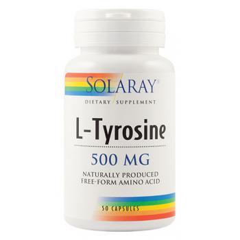 L-tyrosine 50 cps SOLARAY