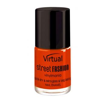 Lac de unghii virtual street fashion 50 first dates 26 10 gr VIRTUAL STREET FASHION