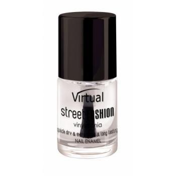 Lac de unghii virtual street fashion colorless 40 10 gr VIRTUAL STREET FASHION