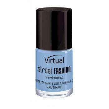 Lac de unghii virtual street fashion just like heaven 05 10 gr VIRTUAL STREET FASHION