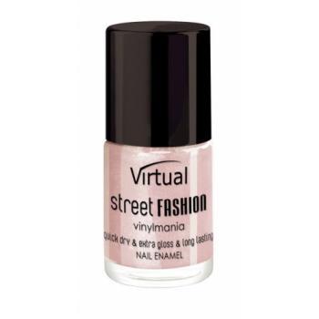 Lac de unghii virtual street fashion miss lavender 33 10 gr VIRTUAL STREET FASHION