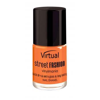 Lac de unghii virtual street fashion orange and the city 27 10 gr VIRTUAL STREET FASHION