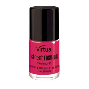 Lac de unghii virtual street fashion paso doble 28 10 gr VIRTUAL STREET FASHION