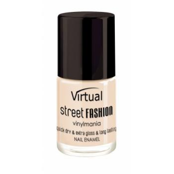 Lac de unghii virtual street fashion pinacolada 38 10 gr VIRTUAL STREET FASHION