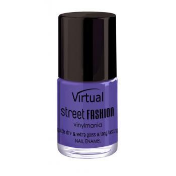 Lac de unghii virtual street fashion royal blue 04 10 gr VIRTUAL STREET FASHION