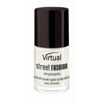 Lac de unghii virtual street fashion white 35 10 gr VIRTUAL STREET FASHION