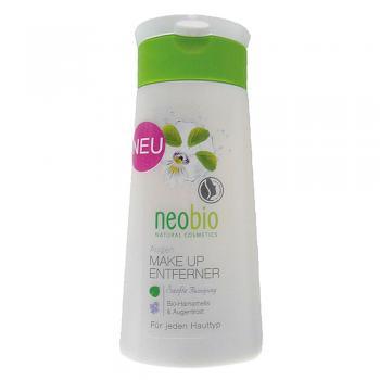 Lapte demachiant cu hamamelis 150 ml NEOBIO