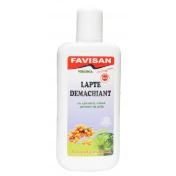 Lapte demachiant cu spirulina bo063 125 ml FAVISAN