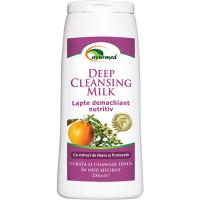 Lapte demachiant nutritiv