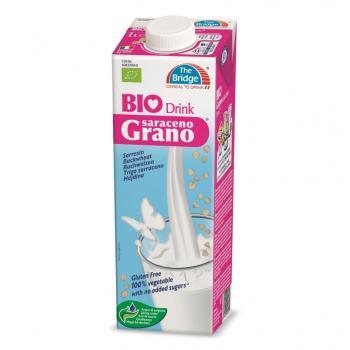 Lapte din hrisca si orez bio 1 ml THE BRIDGE