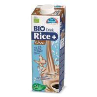 Lapte din orez cu orz prajit bio