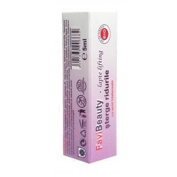 Lapte lifting cu acid hialuronic bo052 5 ml FAVISAN