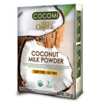 Lapte praf de cocos bio 150 gr COCOMI