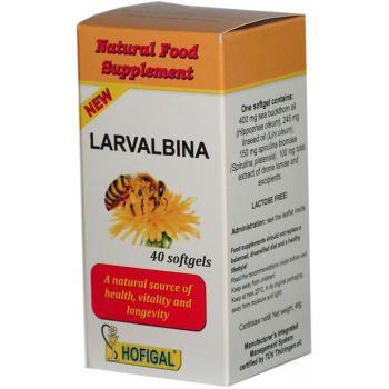 Larvalbina 40 cps HOFIGAL