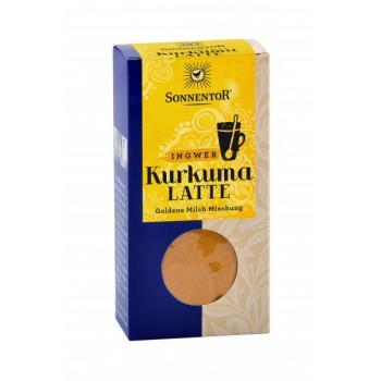 Latte turmeric cu ghimbir 60 gr SONNENTOR