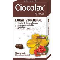 Laxativ natural ciocolax