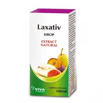Laxativ 100 ml VIVA PHARMA