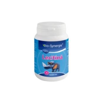 Lecitina 1200 mg  30 cps BIO-SYNERGIE