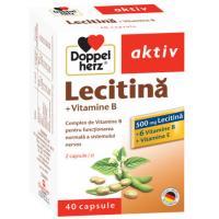 Lecitina +vitamina b +vitamina e