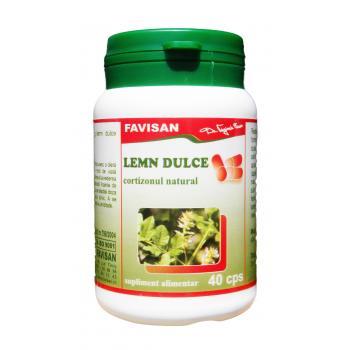 Lemn dulce b020 40 cps FAVISAN