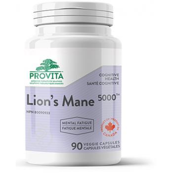 Lions Mane 5000 90 cps PROVITA