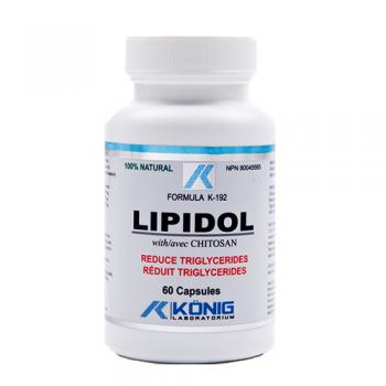 Lipidol cu chitosan 60 cps FORMULA K