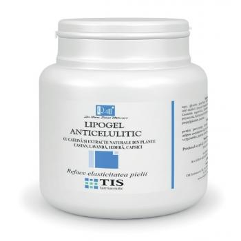 Lipogel anticelulitic 500 ml TIS