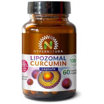 Lipozomal Curcumin 95% 60 cps HYPERNATURA