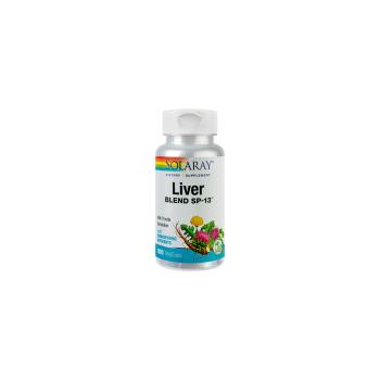 Liver blend sp-13 100 cps SOLARAY