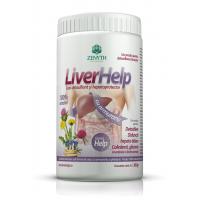 Liverhelp, pentru sanatatea ficatului