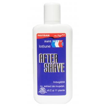 Lotiune after shave cu musetel m002 125 ml FAVISAN