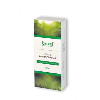 Lotiune antiacneica cu extract de musetel 120 ml BIOEEL