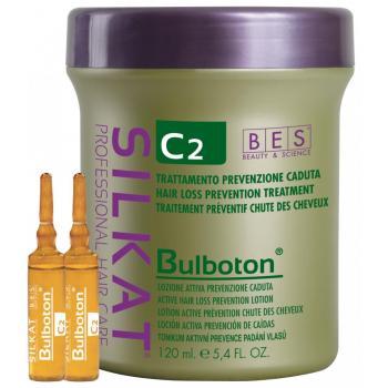 Lotiune bulboton pentru par 120 ml BES