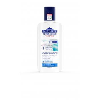 Lotiune corporala cu uree coenzima q10 si minerale de la marea moarta 250 ml SALTHOUSE