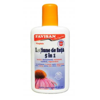 Lotiune de fata 5 in 1 bo036 70 ml FAVISAN