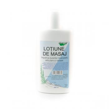 Lotiune de masaj 200 ml ABEMAR