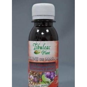 Lotiune de  masaj cu untul pamantului,tataneasa si spanz 100 ml TIBULEAC PLANT