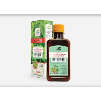 Lotiune de untul pamantului si tataneasa 200 ml DOREL PLANT