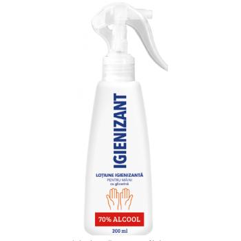 Lotiune igienizanta Glicerina 200 ml BODY