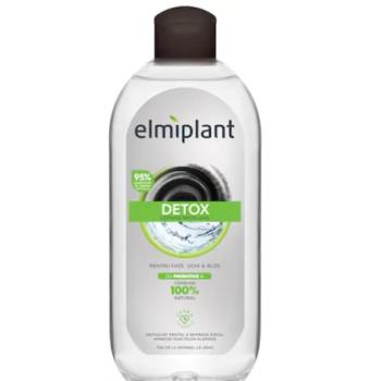 Lotiune micelara detox ten normal si gras 400 ml ELMIPLANT