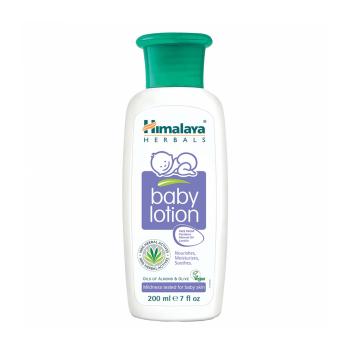Lotiune pentru copii (baby lotion) 200 ml HIMALAYA