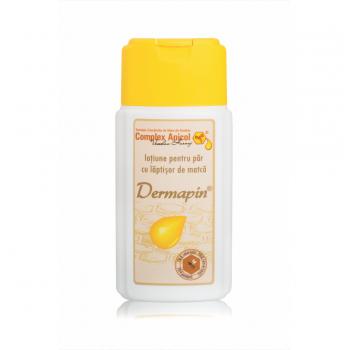 Lotiune pentru par cu laptisor de matca-dermapin 100 ml COMPLEX APICOL