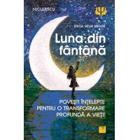 Luna din fantana