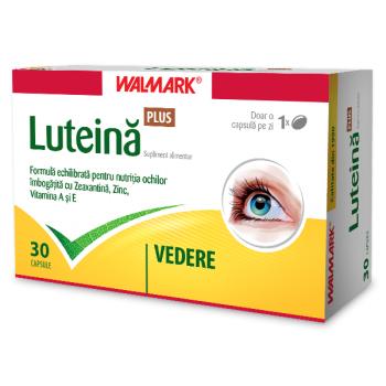 Luteina plus 30 cps WALMARK